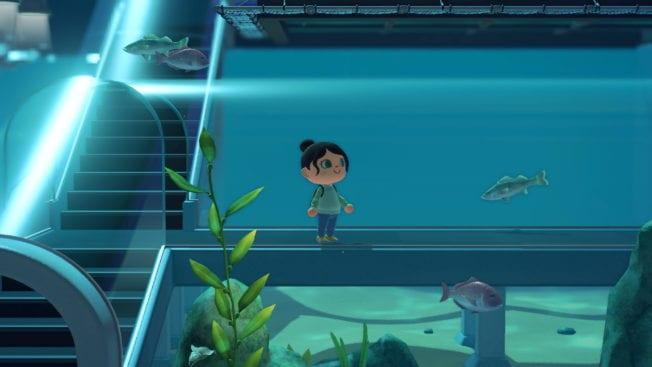 Animal Crossing: New Horizons Fische Museum