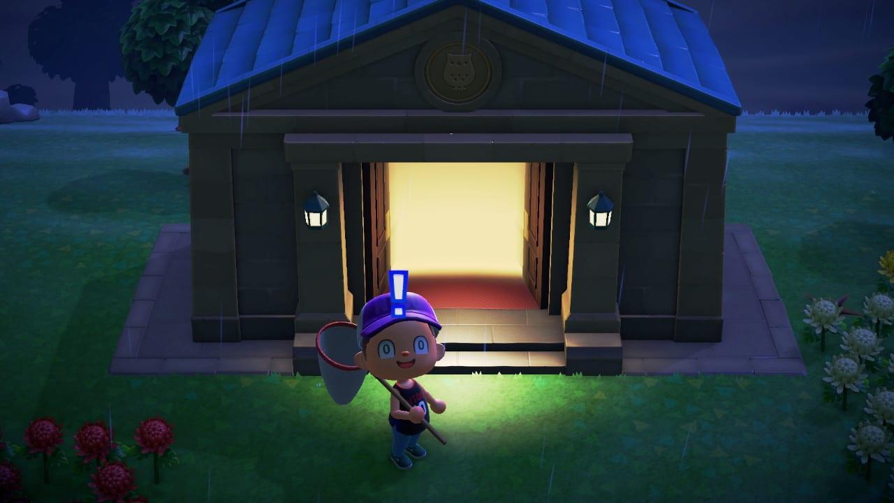 Animal Crossing: New Horizons Museum