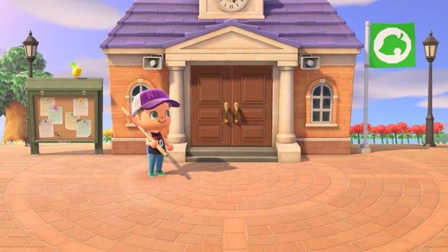Animal Crossing: New Horizons Haus