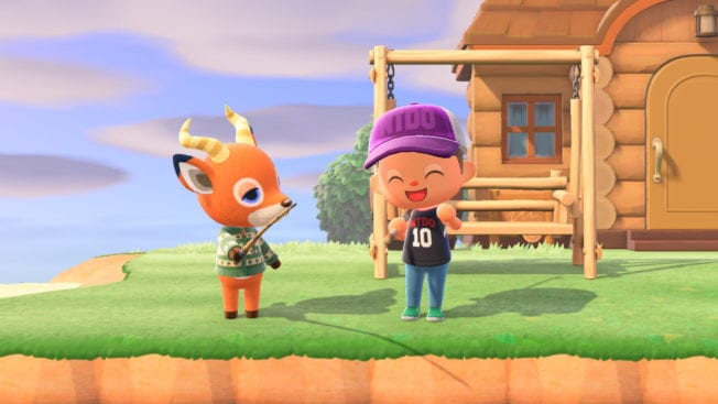 Animal Crossing: New Horizons Bewohner