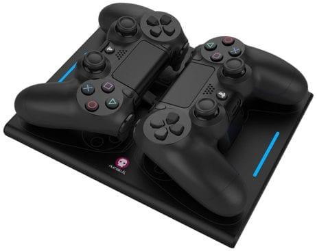 Numskull Induktionsladegerät für Dualshock 4 Controller