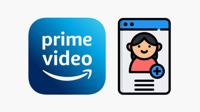 Amazon Prime Video User Profile
