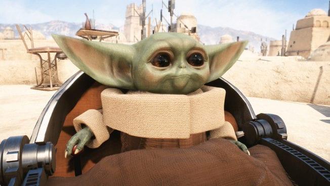 Baby Yoda Mod