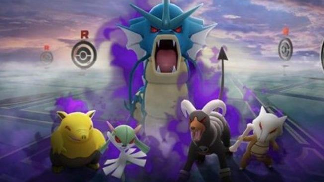Crypto-Pokémon-Garados