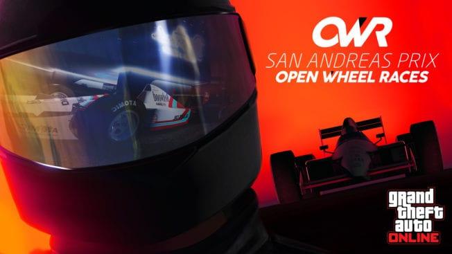 GTA Online Open Wheel Races