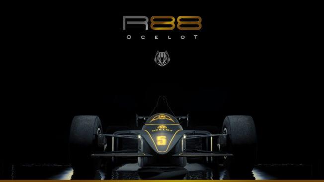 GTA Online Open Wheel Races Ocelot R88
