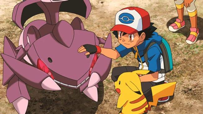 Genesect in Pokémon Go