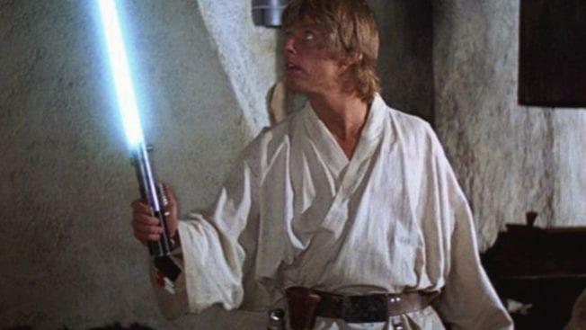 Luke Skywalker Lichtschwert