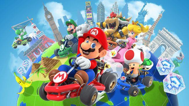 Mario Kart Tour Aufmacher