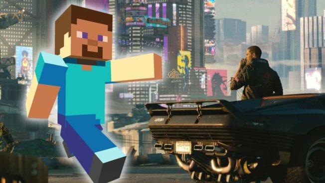 Minecraft-Cyberpunk