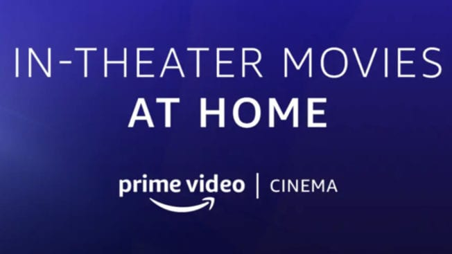 Prime Video Cinema