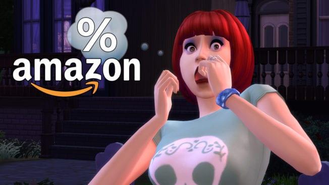 Die Sims 4 Angebot Amazon