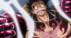 Monkey D. Ruffy Gear 4th