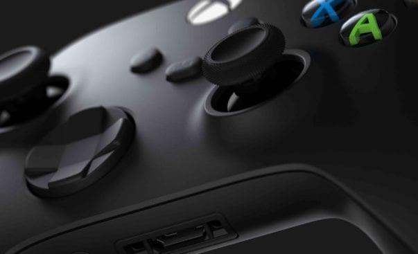 Xbox-Series X Controller Teaser