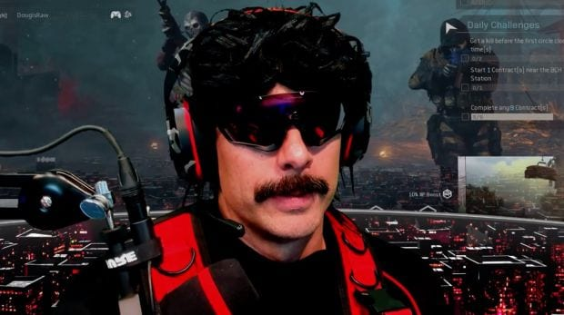 Dr Disrespect - Twitch-Bann - YouTube