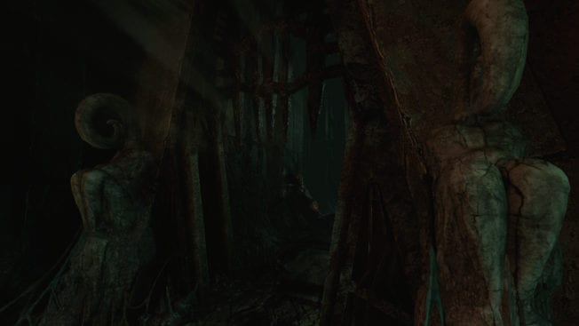 Amnesia: Rebirth Tor