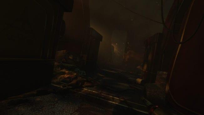 Amnesia: Rebirth Chaos