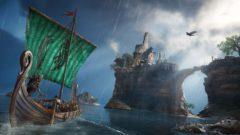 Assassin's Creed Valhalla Schiff