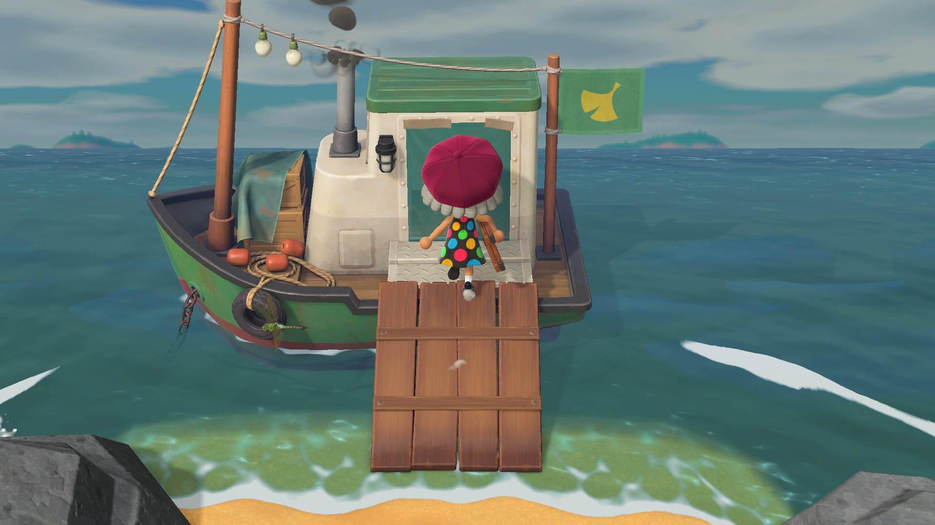 Animal Crossing: New Horizons - Reiners Schatzkutter beherbergt Schätze aber auch Fälschungen.