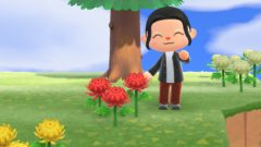Animal Crossing New Horizons Blumen kreuzen