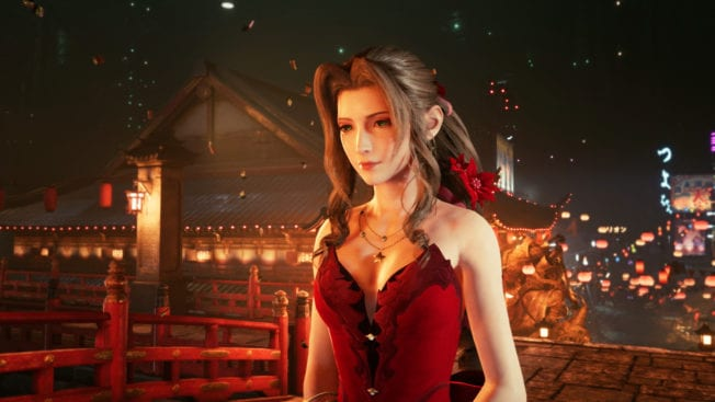 Final Fantasy 7 Remake Aerith Gainsborough