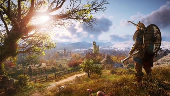 Assassin's Creed Valhalla weibliche Eivor