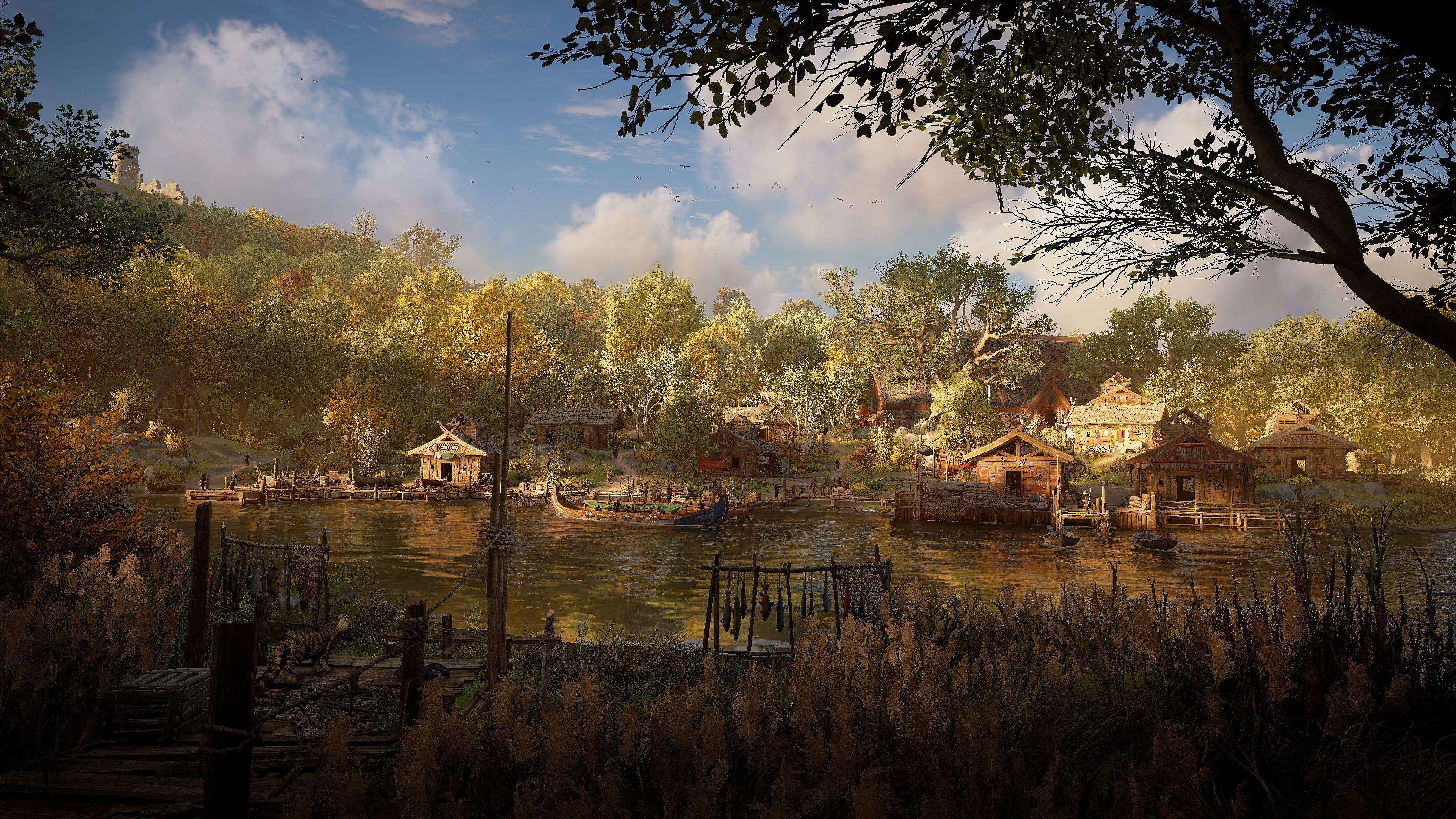 Assassin's Creed Valhalla Landschaft
