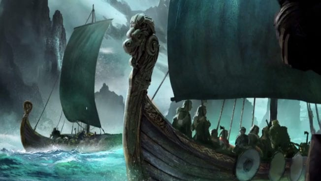 Assassin's Creed Valhalla Schiffskampf