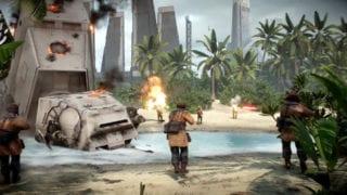Star Wars Battlefront 2: Finales Update