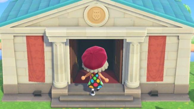 Animal Crossing New Horizons Kunstgalerie