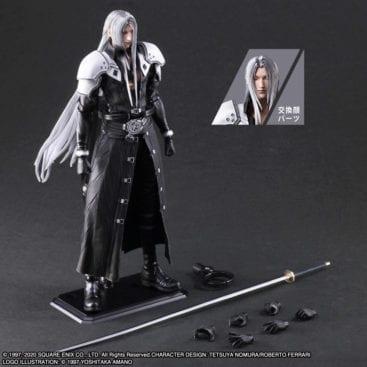FF7R Actionfigur Sephiroth