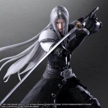 Final Fantasy 7 Remake: Actionfigur Sephiroth Bild