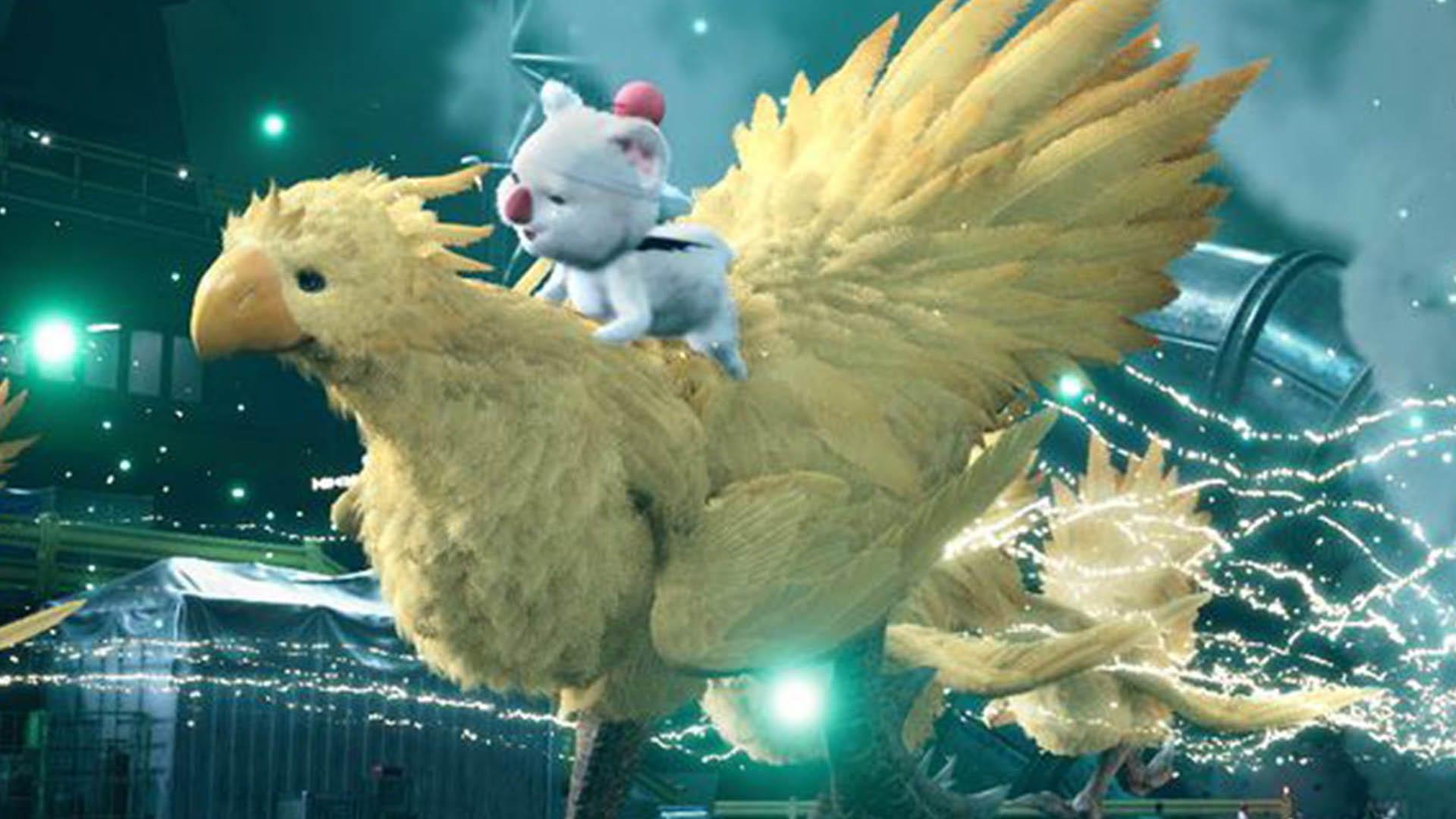 Final Fantasy 7 Remake Intergrade - Beschwörungen Chocobo und Mogry