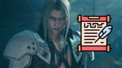 Final Fantasy 7 Remake Intergrade - Kapitelübersicht