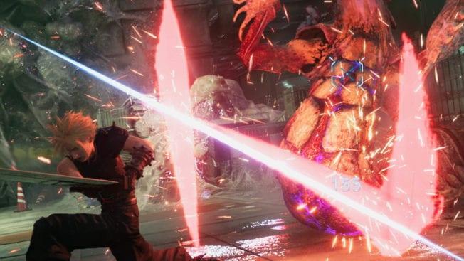 Final Fantasy 7 Remake Intergrade - Limit Breaks