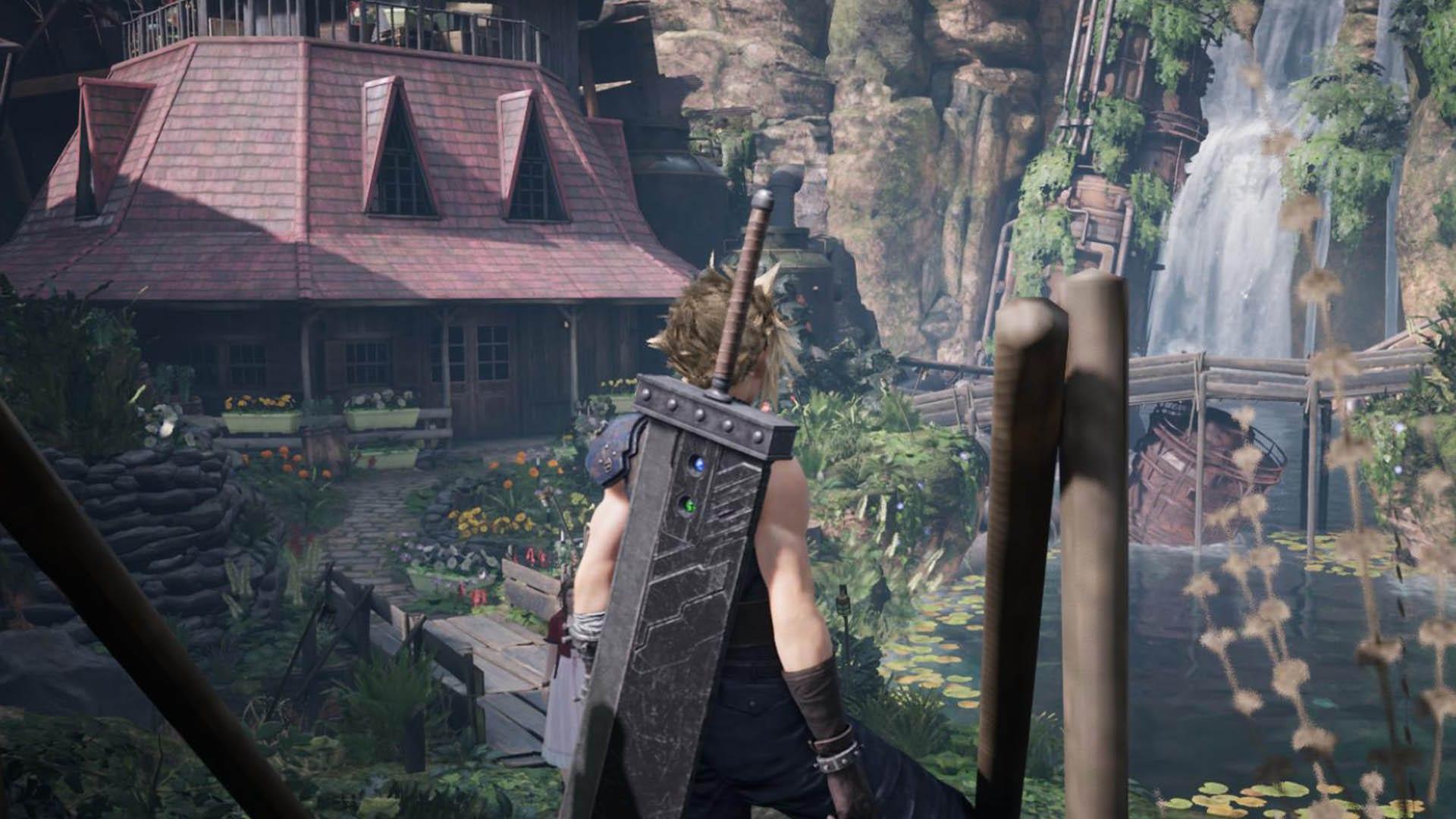 Final Fantasy 7 Remake Intergrade - Materia-Übersicht