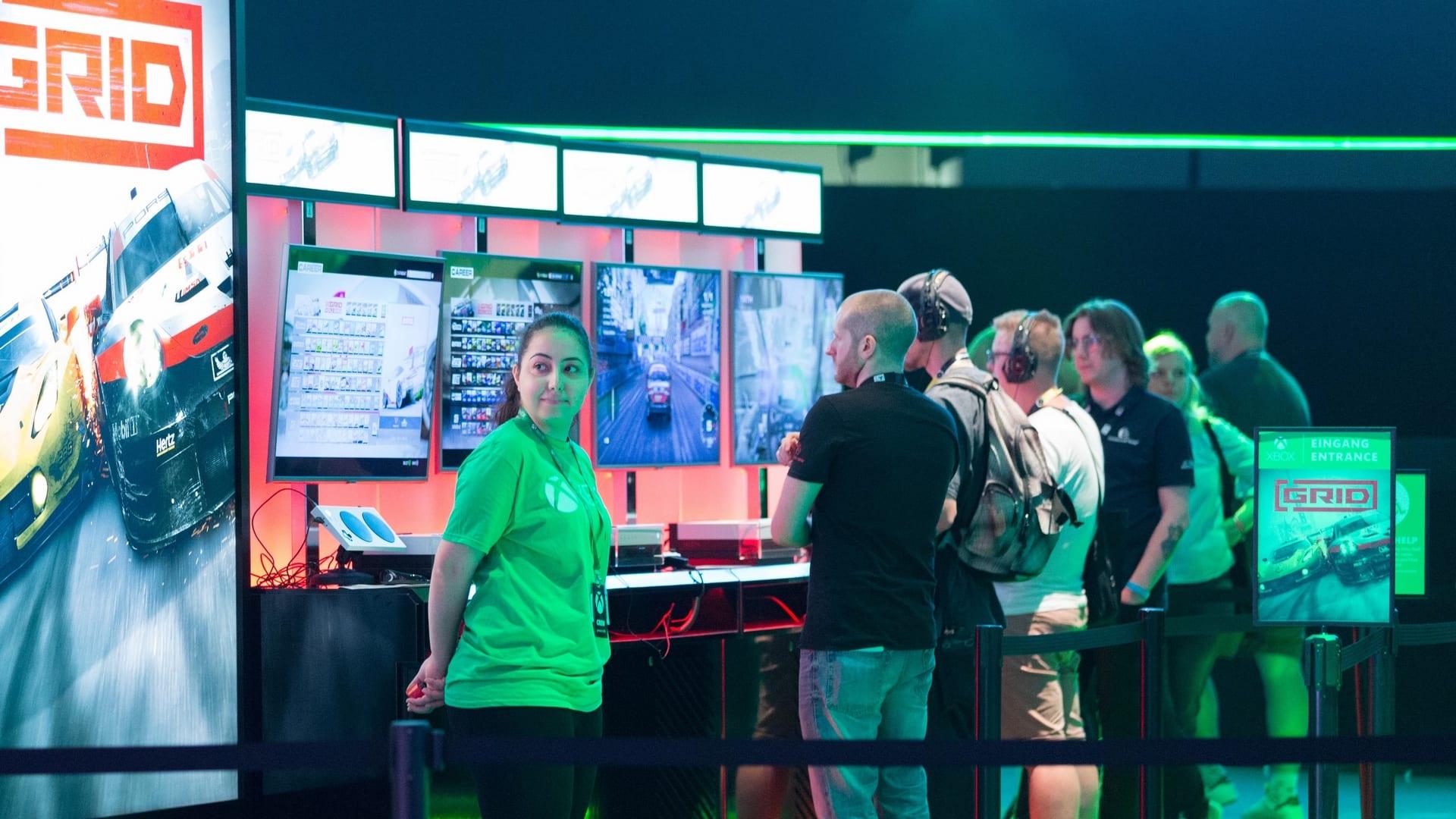 Gamescom 2019 als größtes Gaming Event