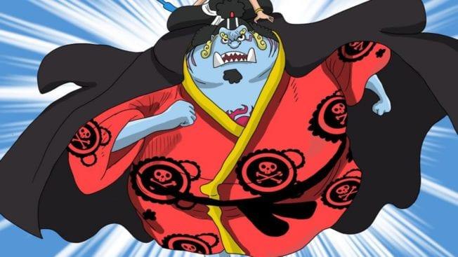 One Piece: Jinbei