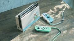 Nintendo Switch Animal Crossing Design 2
