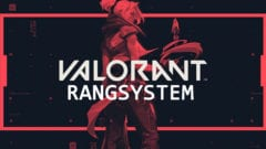 Valorant Ranked Mode