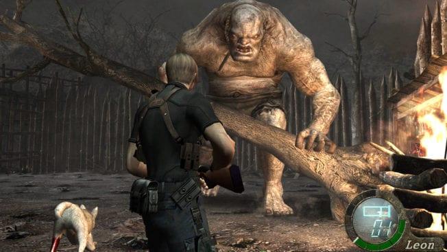 Resident Evil 4 Remake PS5