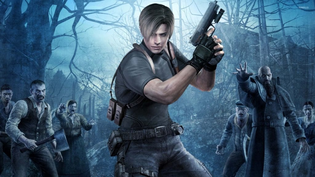 Resident Evil 4 Remake Xbox Series X