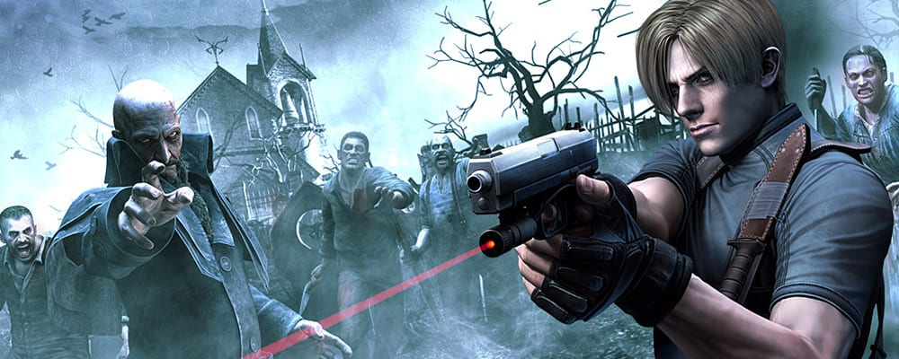 Resident Evil 4 für PS4 Xbox One