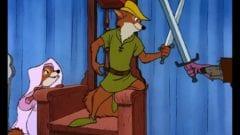 Robin Hood erscheint auf Disney Plus