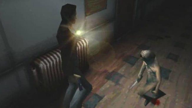 Silent Hill 1 Screenshots