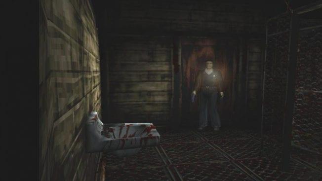 Silent Hill 1 Gameplay Bilder