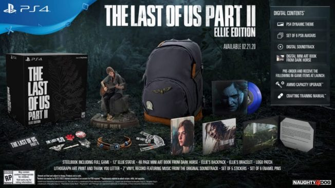 The Last of Us 2 Ellie Edition