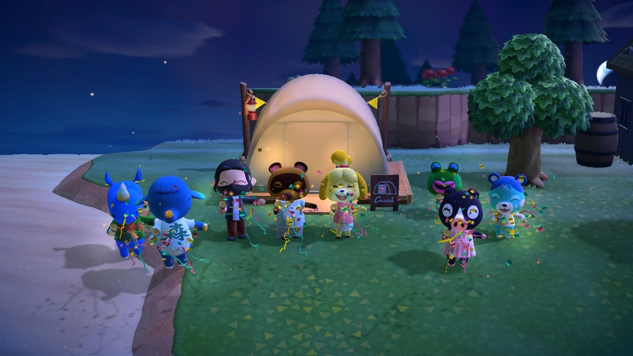 Events in Animal Crossing: New Horizons