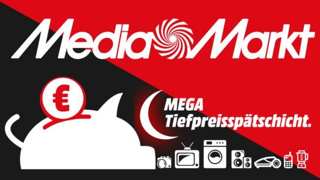 Mega Angebote bei MediaMarkt