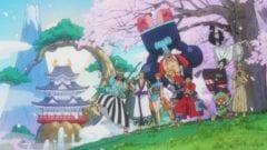 One Piece - Wa No Kuni Opening